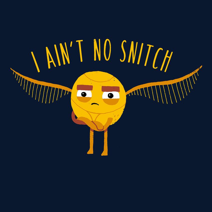 I Ain't No Snitch.jpg