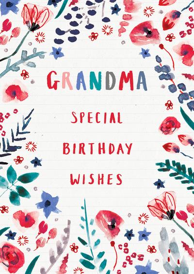 rp-floral-frame-birthday-grandma-thinking-of-you-jpg
