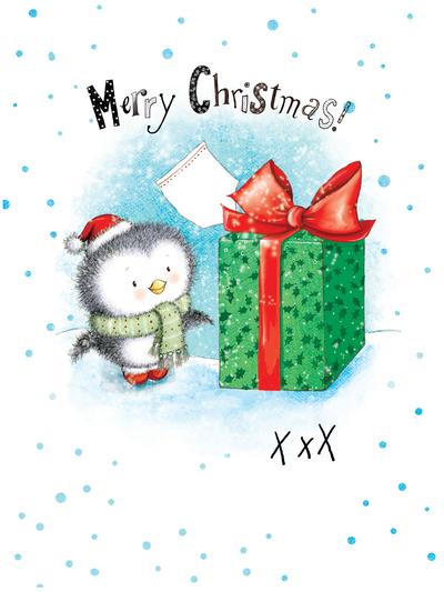 penguin-seeing-present-twinklel-christmas-design-twinkle-card1-jpg