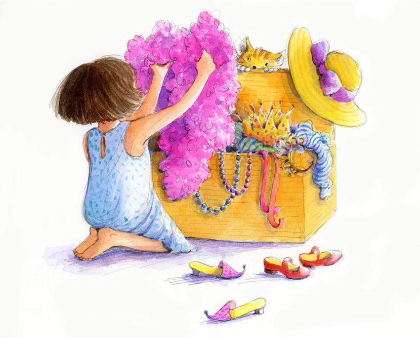 e corke dressing-up girl kitten birthday.jpg