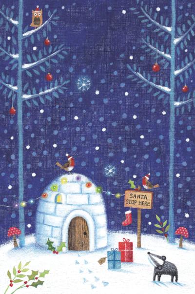 christmas-igloo-design-png