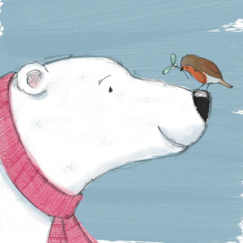 Polar bear and robin.jpg