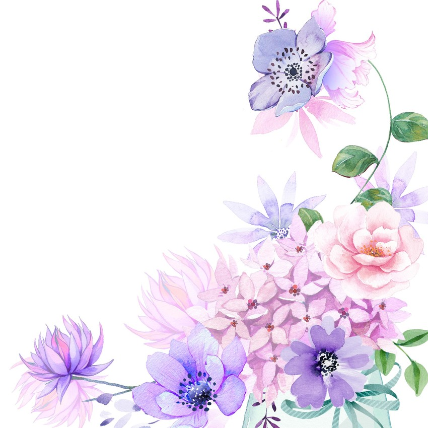 lilac flowers vase watercolour fem cropped.jpg