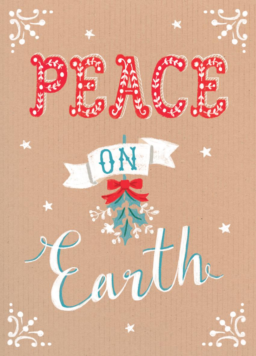 LAS_Text card christmas religious peace on earth portrait.jpg