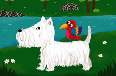 dog-and-parrot-jpg