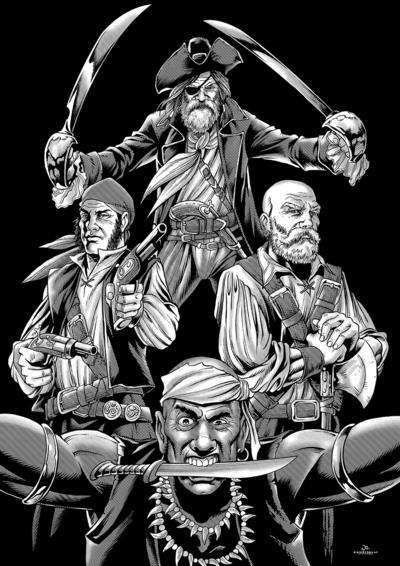 00531-pirates-characters-blackwhite-jpg