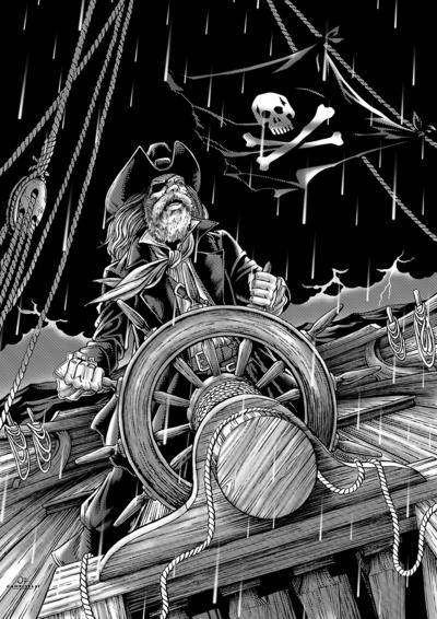 00532-pirates-characters-blackwhite-jpg