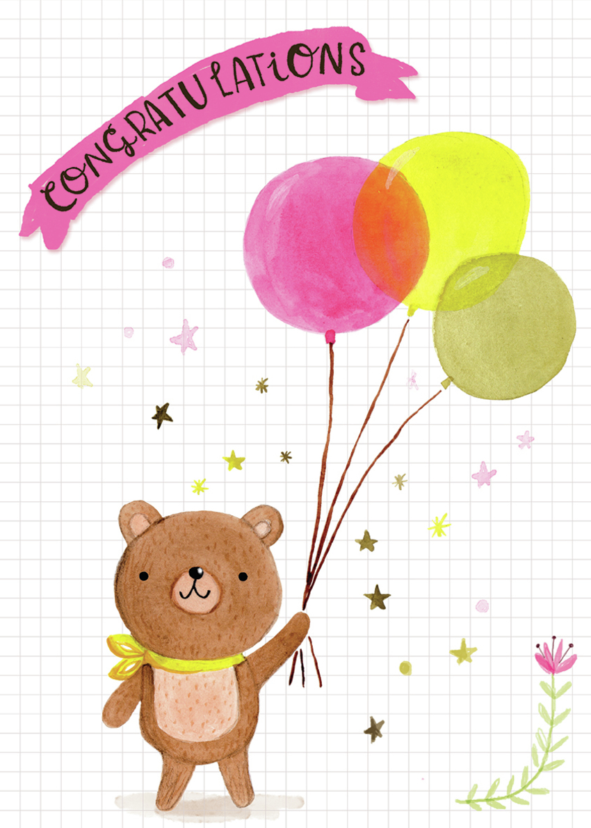 Bear and balloons- Gina Maldonado.jpg