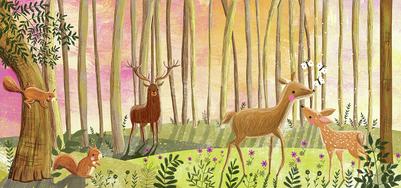 deer-in-forest-gina-maldonado-jpg