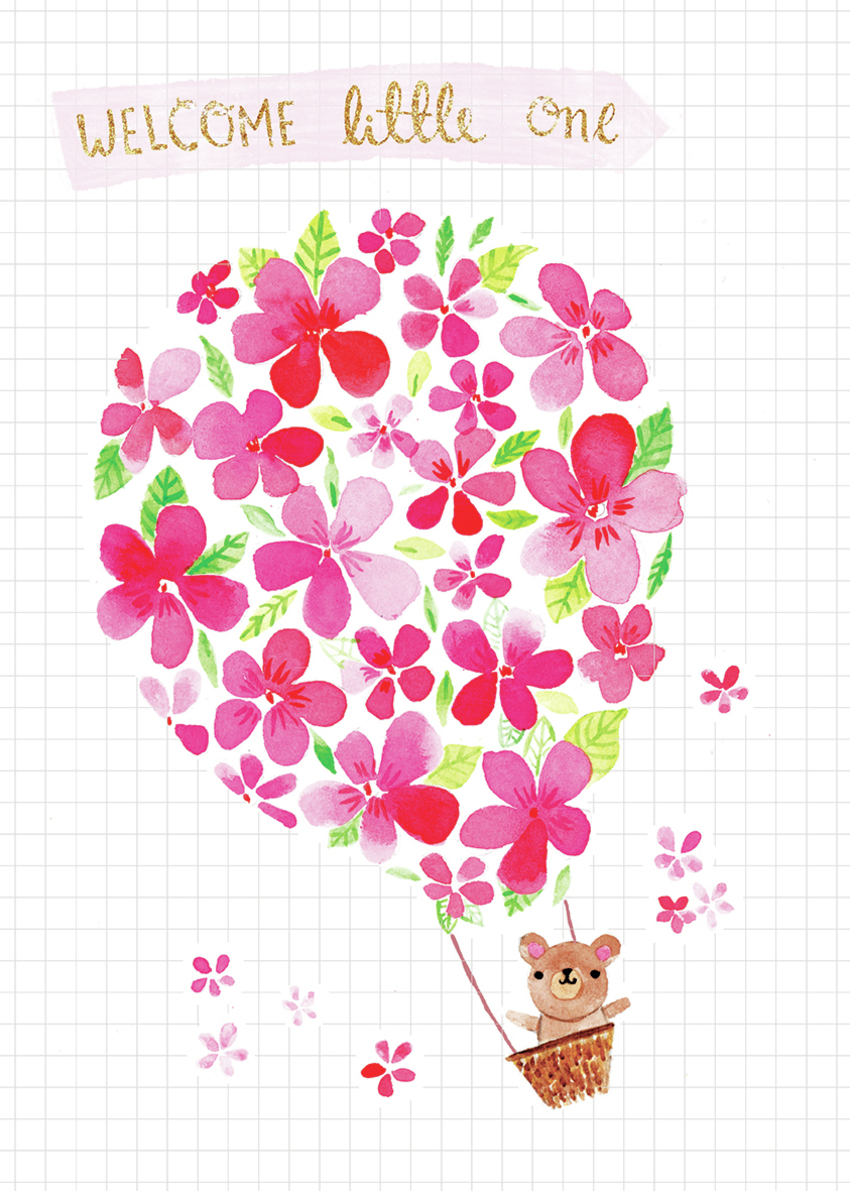 Flowers balloon and bear - Gina Maldonado.jpg