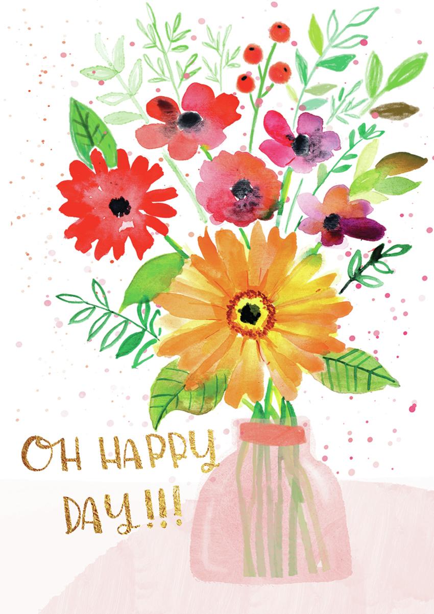 Yellow and red bouquet - Gina Maldonado.jpg