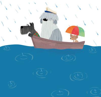 dogs-boat-rain-jpg