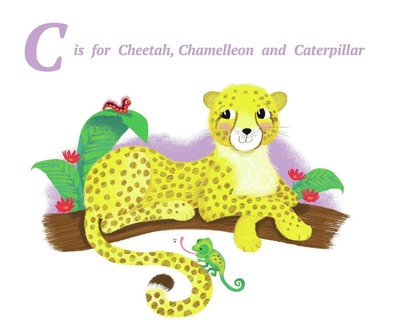 c-is-for-cheetah-chamelleon-and-caterpillar-jungle-melanie-mitchell-jpg
