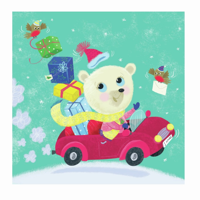 polar bear, car robin snow, melanie  mitchell.jpg