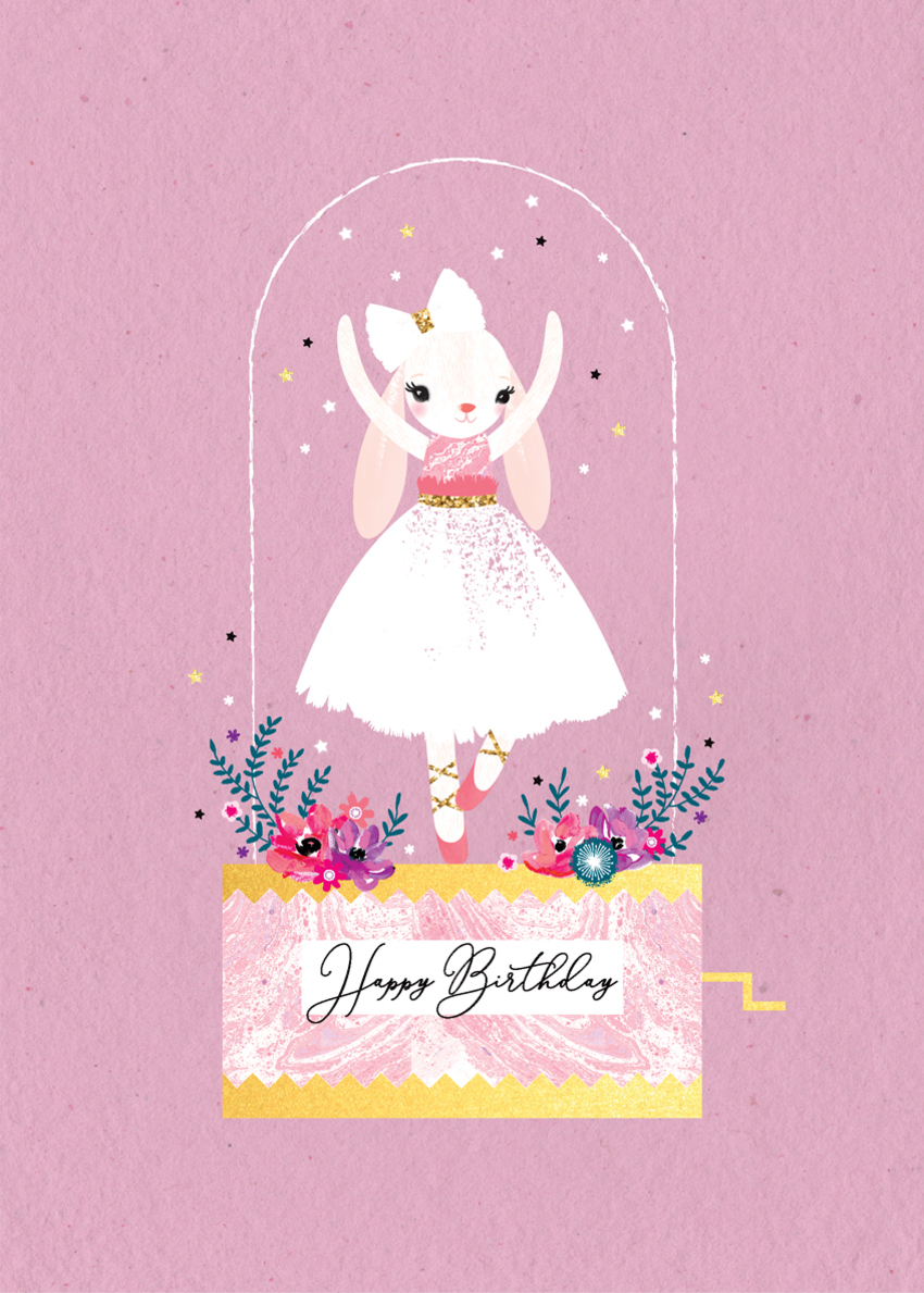 bunny ballerina girl birthday cute rabbit music on music box.jpg