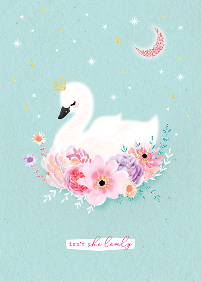 new-baby-girl-baby-shower-cute-swan-signet-on-flower-nest-jpg