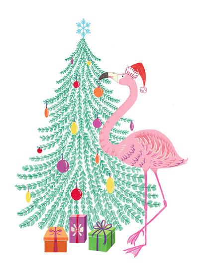 flamingo-and-christmas-tree-jpg