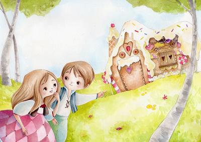 hansel-gretel-fairytale-watercolor-jpg
