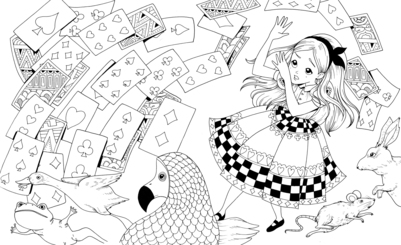 alice-wonderland-card-coloring-jpg