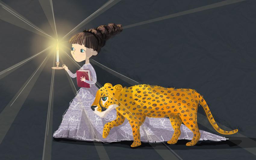 new girl and cheetah.jpg