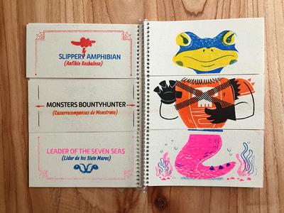 monsters-mixandmatch-book-halloween-lizard-risograph-duotone-jpg