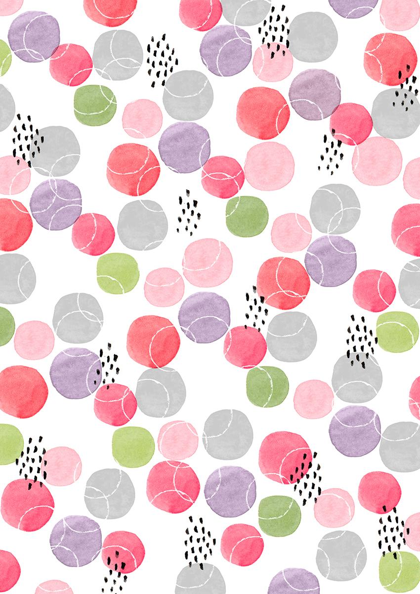 FF Dots and blobs pattern - Gina Maldonado.jpg