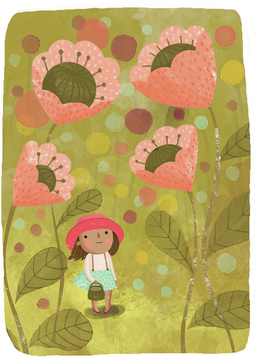 Girl in garden - Gina Maldonado.jpg
