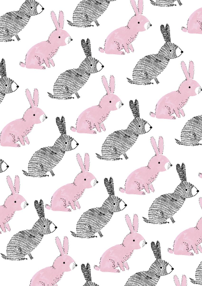 PR Pink and line rabbits - Gina Maldonado.jpg