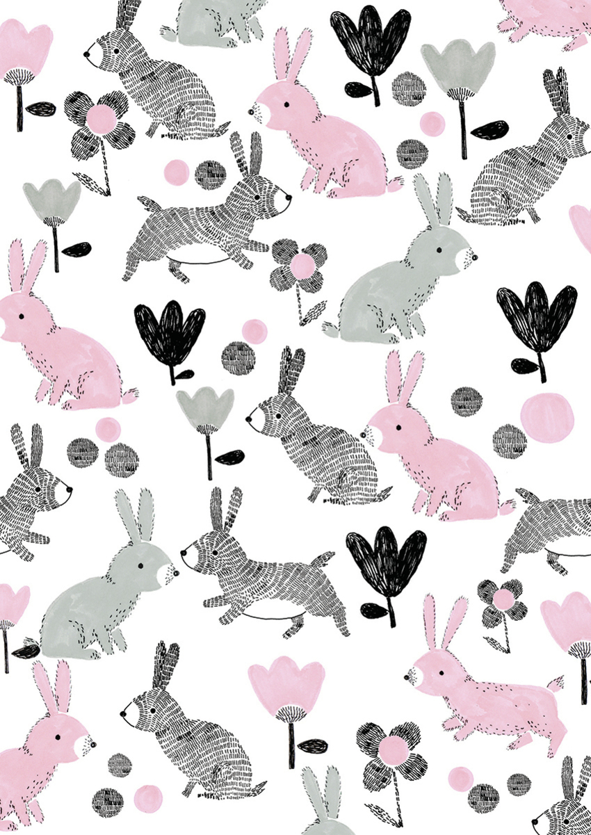 PR Rabbits and flowers - Gina Maldonado.jpg
