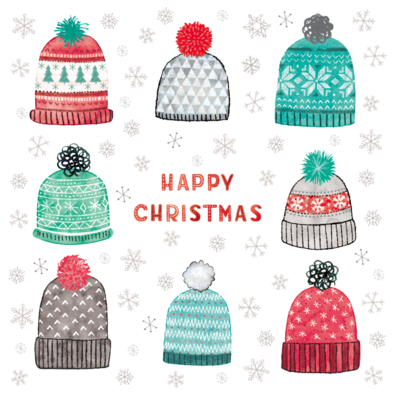 happy-christmas-hats-png