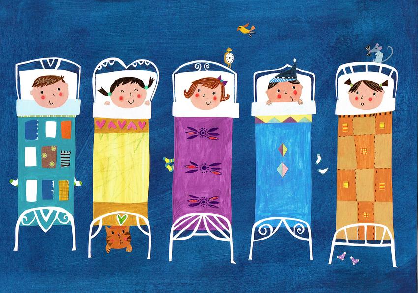 L&K Pope - New Book work - Childrens sleepover.jpg