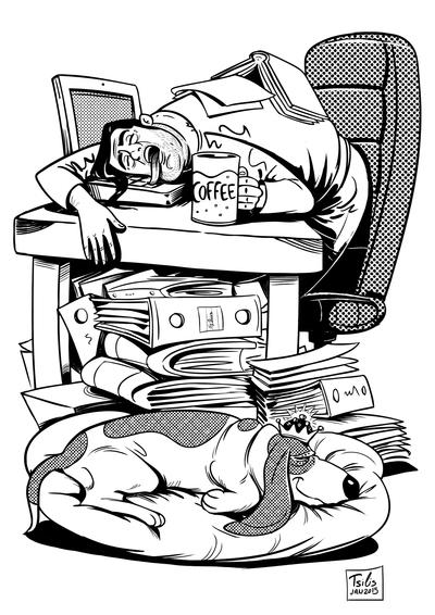 33-man-tired-working-hard-and-dog-sleeping-jpg