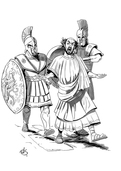 secret-of-zeus-novel-hoplites-arrest-artist-jpg