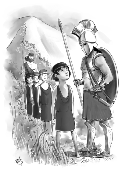 leonidas-secret-novel-1-spartan-boys-and-soldier-jpg