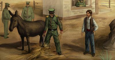 police-searches-hay-donkey-jpg
