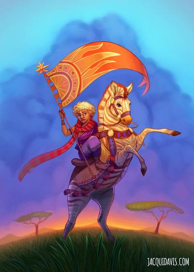 jacquidavis-fantasy-prince-zebra-traditional-jpg