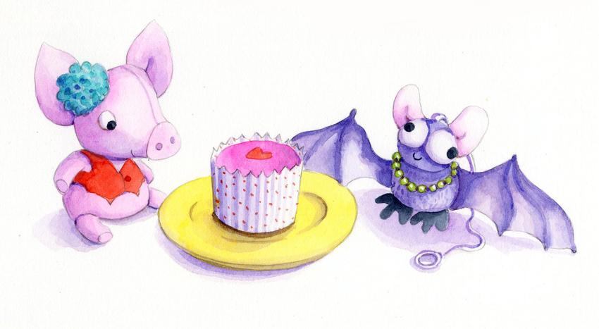 estelle corke toys cake piglet bat book.jpg