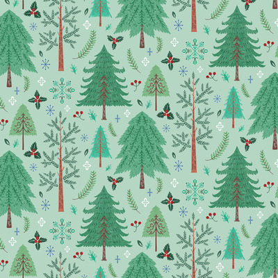 christmas-pine-tree-and-berry-pattern-jpg