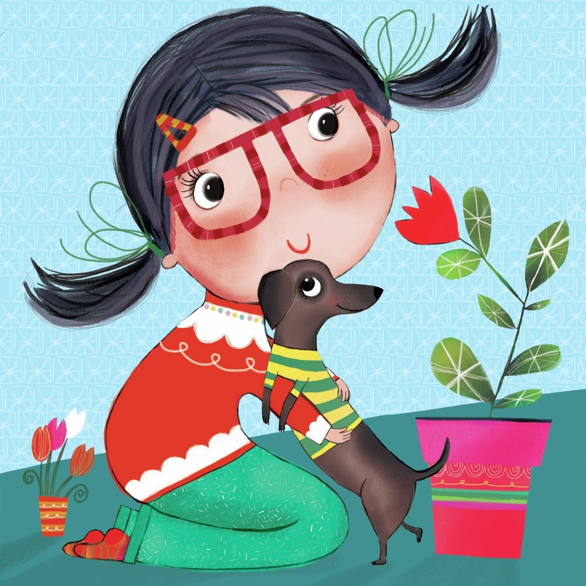 girl and sausage dog.jpg