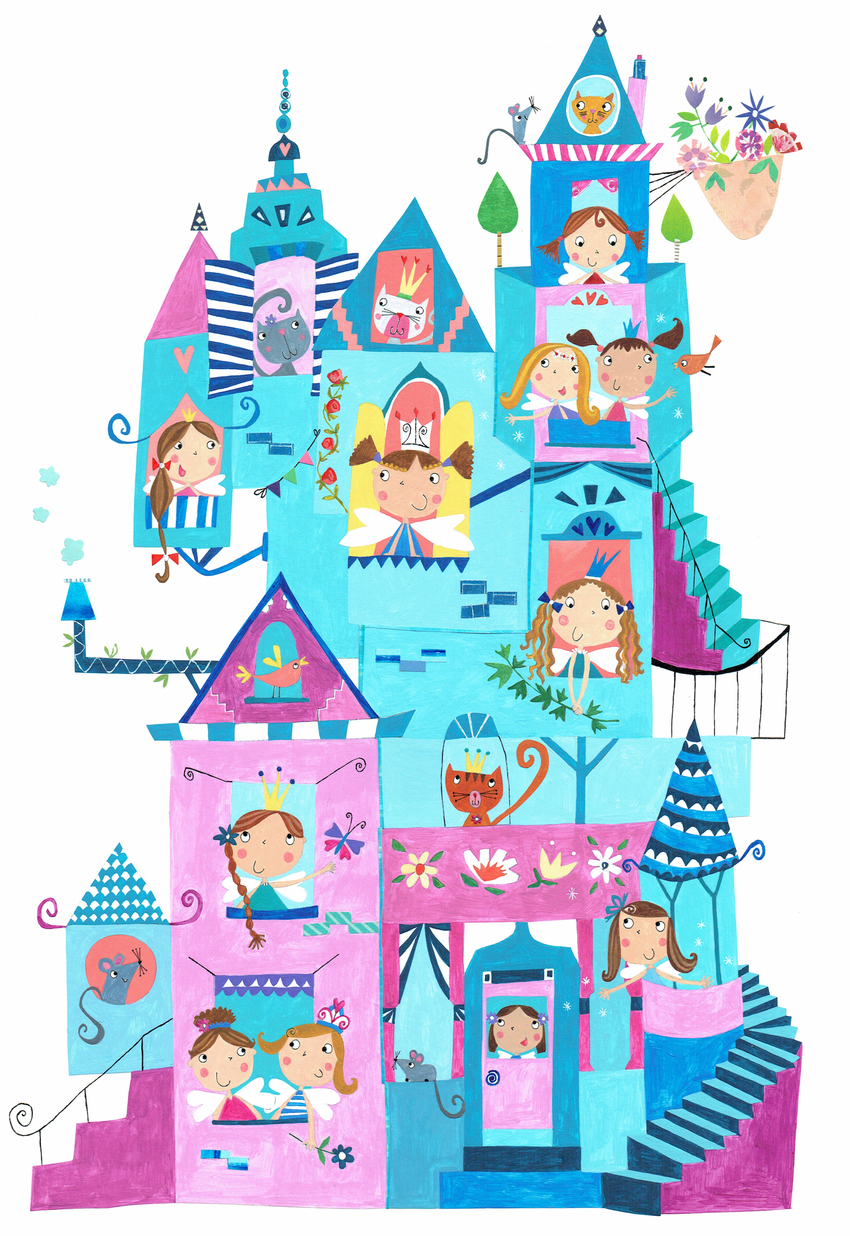 L&K Pope - NEW - Fairy Princess Castle.jpg