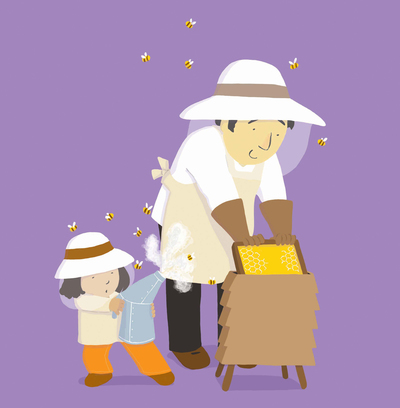 claire-keay-beekeeper-bee-work-for-client-not-available-jpg