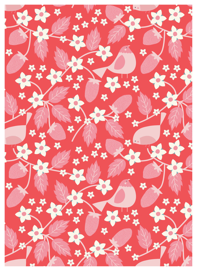 red-flower-bird-strawberries-pattern-alice-potter-2016-01-jpg