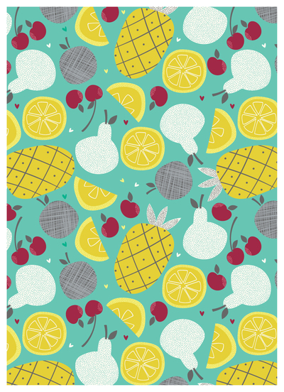 tropical-fruits-pineapple-pear-lemon-cherries-cute-hearts-pattern-alice-potter-2016-01-jpg