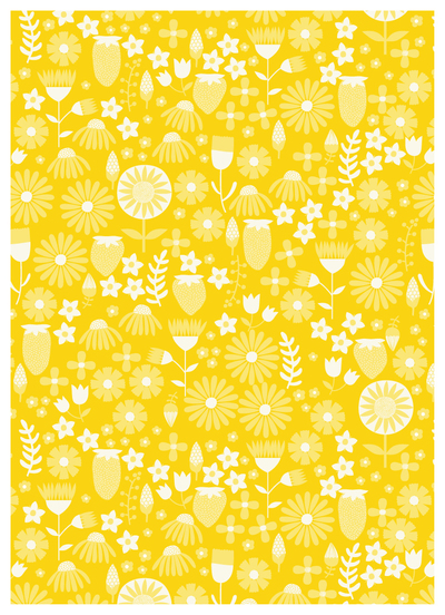 yellow-flower-strawberry-pattern-alice-potter-2016-01-jpg