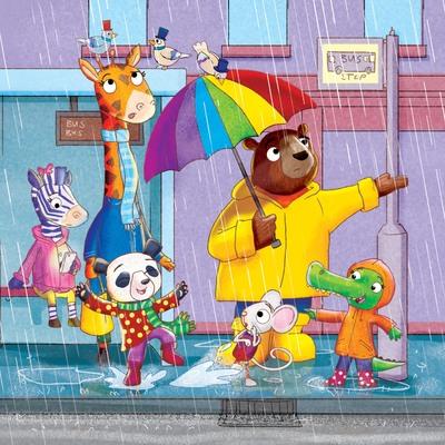 animal-crowded-bus-stop-rain-bear-giraffe-croc-mouse-zebra-v1-1b-jpg