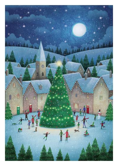 christmas-scene-mixed-media-jpg