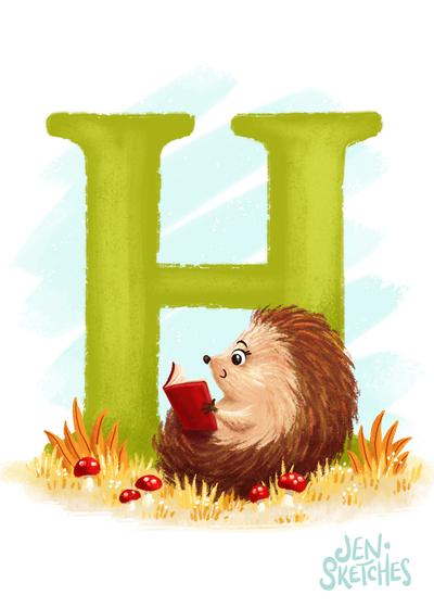 jen-alphabet-h-hedgehog-jpg