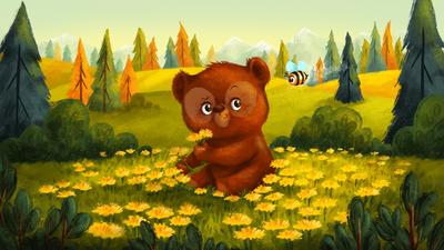 jen-bear-eating-flowers-jpg-1