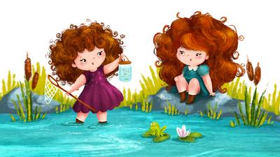 jen-girls-fishing-frogs-jpg-1
