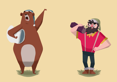 animal-forst-bear-lumberjack-jpg